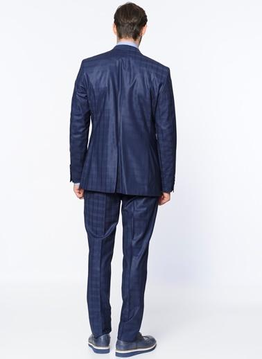 Beymen Business Erkek Lacivert  Takım Elbise 4B3018100021 Lacivert